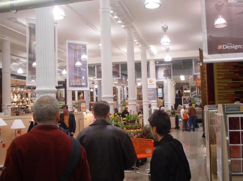 Home Depot Manhattan Halle